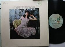 Rock German Import Lp Carly Simon That'S The Way I'Ve Always Heard It Should Be