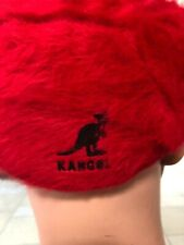 Kangol   Hat /Cap    New Genuine/ORIGINAL RED FURGURO