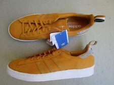 Adidas Campus 80s 45 1/3 Originals Snakeskin Pack Mustard/White