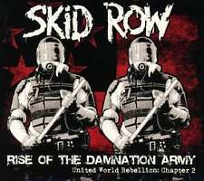 Skid Row - Rise Of The Damnation Army - United World Rebellion: Chapter II CD