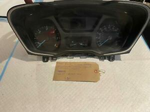 2015 Ford Transit Custom Speedometer Speedo Instrument Cluster BK2T-14A32-BC