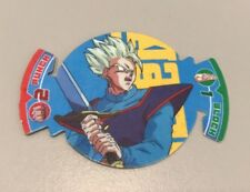 Dragonballz Fusion Fighter Dizk Tazo Number 7 Mystic Gohan Series 3