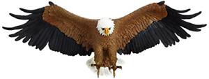 Design Toscano DB43006 Freedom's Pride American Bald Eagle Patriotic Wall Large