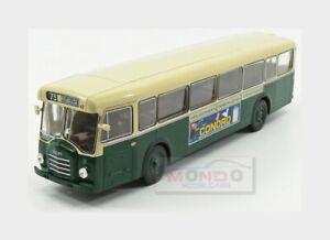 Berliet Pcs10 Autobus France 1960 Green Cream EDICOLA 1:43 AUTDALMONCOLL079