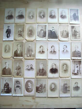 Leipzig und Leisnig, Kgr. Sachsen, Familie Dr. Heinrich Lindenberg, 35 Fotos