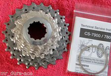 Shimano Dura-Ace CS-7900 10 Speed Road Bike Cassette 11/23, 11-23