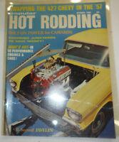 Popular Hot Rodding Magazine Bolt-On Power For Camaros October 1968 030215r