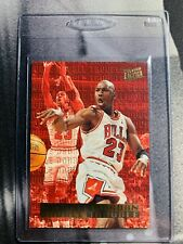 1995-96 Fleer Ultra Michael Jordan Double Trouble Bulls