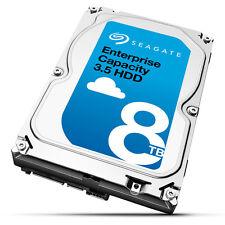 "Seagate Enterprise ST8000NM0055 8TB 7200 RPM 3.5"" SATA Hard Drive"