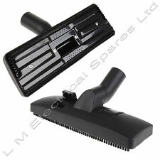 Black 35mm Floor Brush Head Tool  For Bissell Karcher Sebo Vacuum Cleaners