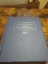 Jimmy Swaggart Bible Commentary - Acts Vol. 11 (SKU# 3795)