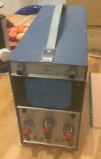 Vintage 1975 D61 Oscilloscope Telequipment with Probes & Manual - Herefordshire