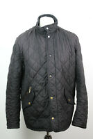 BARBOUR Black Quilted Jacket size L