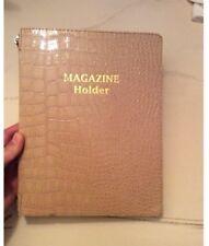 DELLA DELUXE MAGAZINE FOLDER, VANILLA GATOR, Jehovah's Witnesses