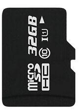 32GB MICROSDHC Clase 10 UHS 1 Tarjeta de Memoria para Samsung Galaxy A9 (2018)
