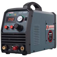 Amico CUT-50HF, 50 Amp Pro. Pilot Arc Plasma Cutter, 100~250V 4/5 in. Clean Cut