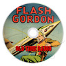 Flash Gordon (OTR) Complete Collection, Sci-Fi Action Old Time Radio (mp3 CD)