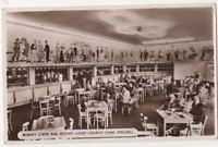 Butlins Pwllheli, Regency Coffee Bar RP Postcard B841