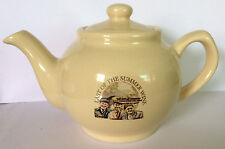 LAST OF THE SUMMER WINE SMALL CREAM TEAPOT 2 cup size