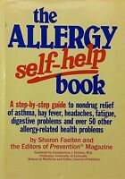The Allergy Self-Help Book: A Step-By-Step Guide to Nondrug Relief of Asthma, Ha
