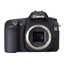 USED Canon EOS 30D 8.2MP Digital SLR Body Excellent FREE SHIPPING