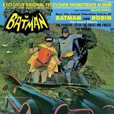 Batman Original TV Soundtrack Nelson Riddle 2014 LP Reissue of 1966 Album