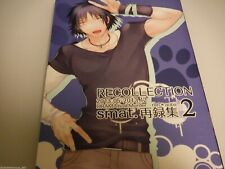Dramatical Murder Doujinshi Ren X Aoba (A5 230pages) Smat. Recollection #2 Dmmd
