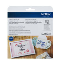 Brother ScanNCut DX Calligraphy Starter Kit Tools+ 30 Calligraphy Patterns