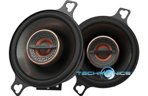 """INFINITY REF3022CFX 3.5"""" 75W REFERENCE SERIES COAXIAL CAR SPEAKERS 3.5 INCHES"""