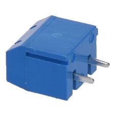 5 Pcs 300V 16A 2P 5mm Pitch PCB Screw Terminal Block Connector F8N6
