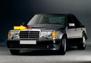 Front Mercedes W123 W126 W201 W124 380SEL 400E 420SEL 500E 500SEL Emblem