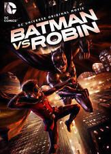 BATMAN VS ROBIN (DVD, 2015) NEW