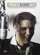 ELVIS PRESLEY-ELVIS STUDIO SESSIONS E56 d THE COMPLETE RECORD (UK IMPORT) CD NEW