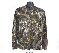 Mossy Oak Break-Up Mens Size Large Original Camo Classics Longsleeve Mens Shirt