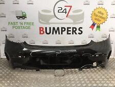 MERCEDES C63 2015 -ON C CLASS COUPE AMG REAR BUMPER P/N: A2058855100