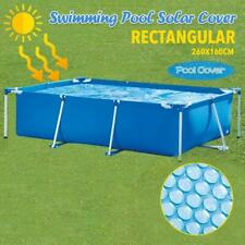 Rectangle/Round Swimming Pool Cover Lot for Garden Outdoor Paddling Family Pools