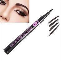 Black Beauty Waterproof Eyeliner Liquid Eye Liner Pen Pencil Makeup Cosmetic