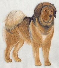 Embroidered Fleece Jacket - Tibetan Mastiff C5203 Sizes S - Xxl