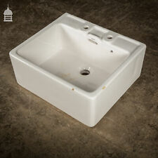 More details for reclaimed twyfords belfast butlers sink with tap holes