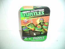 Puzzle In Tin Teenage Mutant Ninja Turtles Looks Like We've Got A Mission