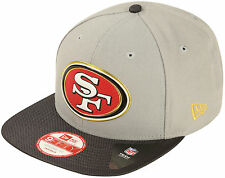 New Era 9FIFTY Gold Collection San Francisco 49ers Snapback Cap - Grey/Charcoal