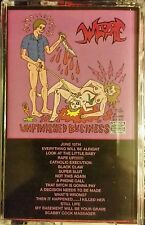 Whore - Unfinished Business Tape(2016)PHRENELITH FETID WITCH VOMIT BLOOD CIANIDE