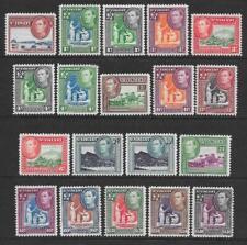 St Vincent 1949-52 Set to $4.80 (Mint)