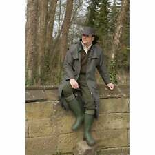 Sherwood Ragley Mens Waterproof Coat - Olive: MEDIUM/EU48 - 97-102CM CHEST