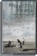 River City People - Say Something Good - New 1990 Capitol Cassette Tape!
