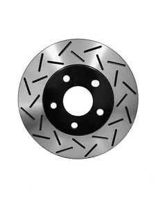 Duraplus Front Coat T-Slot Brake Rotors Ceramic Pads EST-31609x-CRD1222