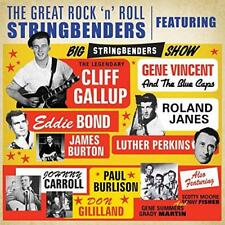Cliff Gallup And Friends - The Great Rock'N'Roll Stringbenders (NEW CD)