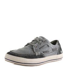 SKECHERS Men's Textile Casual Shoes