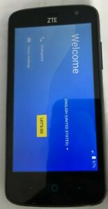 [BROKEN]  ZTE Z798VL Pro Majesty Tracfone Cell Phone Fast Ship Cracked Screen
