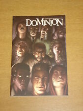 DOMINION KEITH GIFFEN BOOM GRAPHIC NOVEL 9781934506424